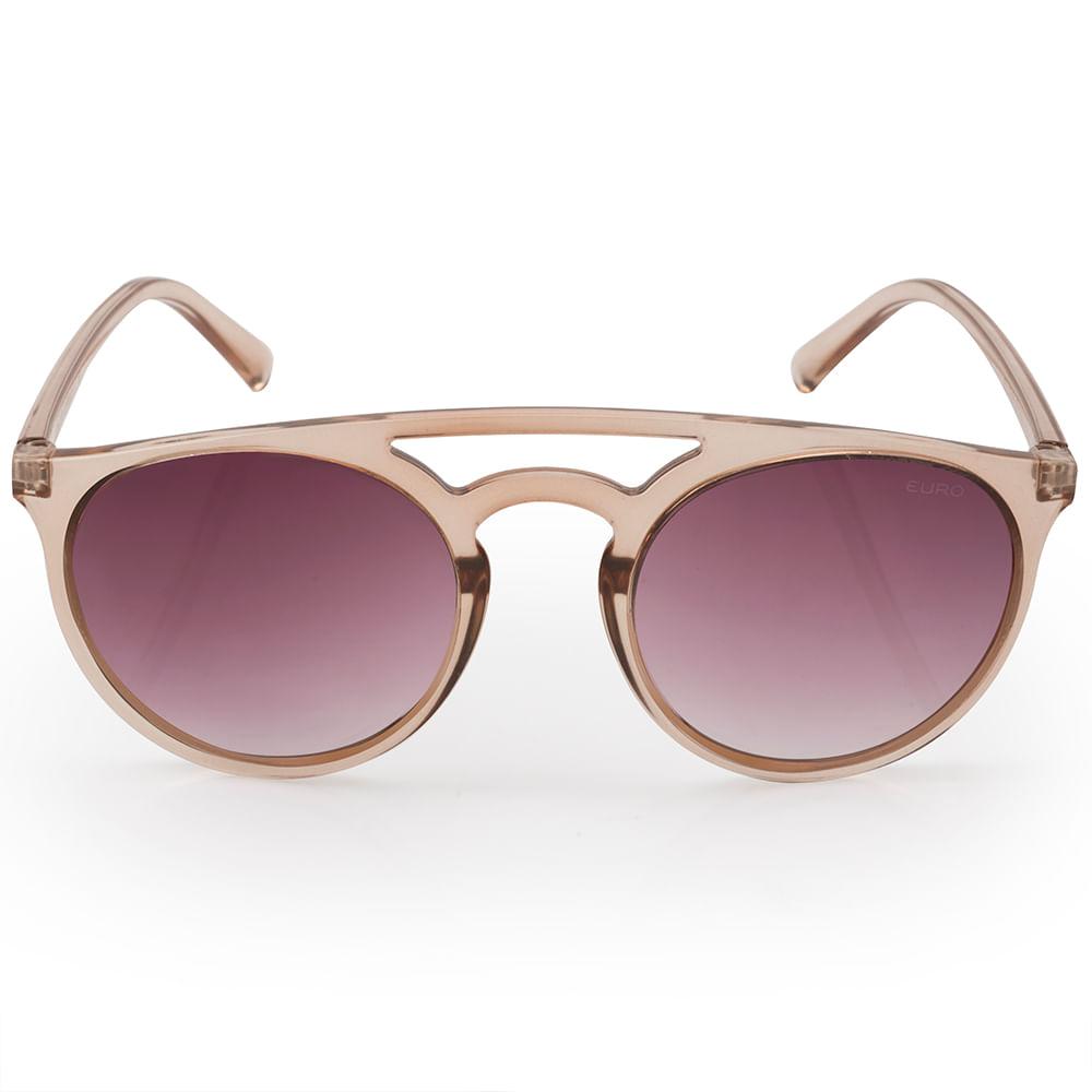 Óculos de sol Euro feminino Trendy E0006B6137 8F - timecenter 8c232c974c