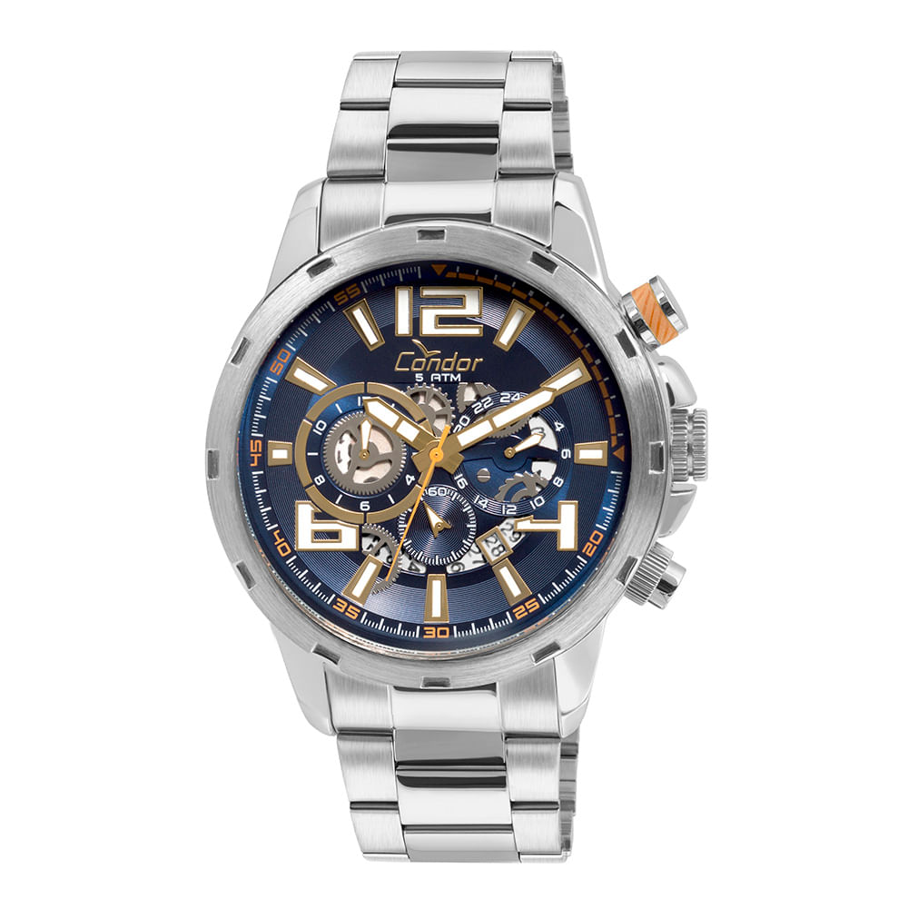 09769f82b7e Relógio Condor Masculino Civic - COVD33BA 3A - condor