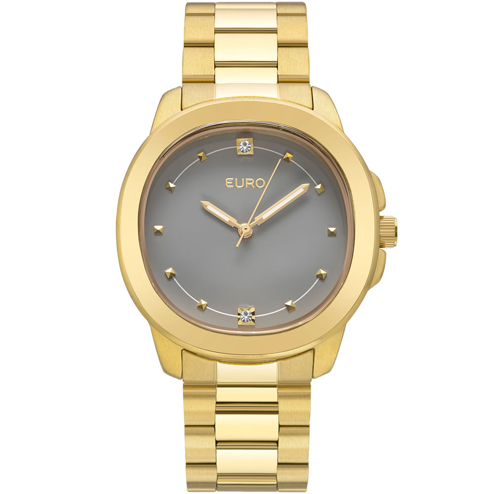 Relógio Euro Feminino Metal Trendy EU2036LZM 4C - Dourado - timecenter c02059346b