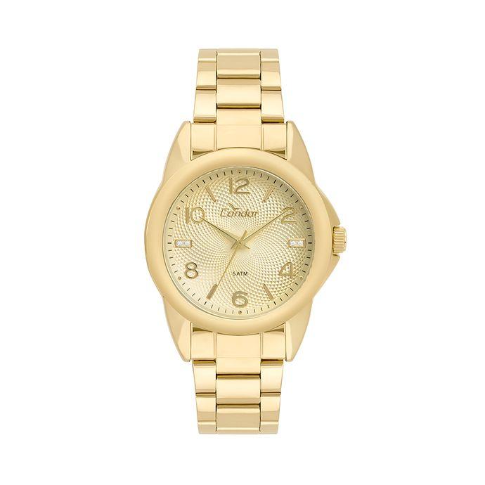 Relógio Condor Feminino Bracelete CO2035KUE K4D - Dourado 7da1479143
