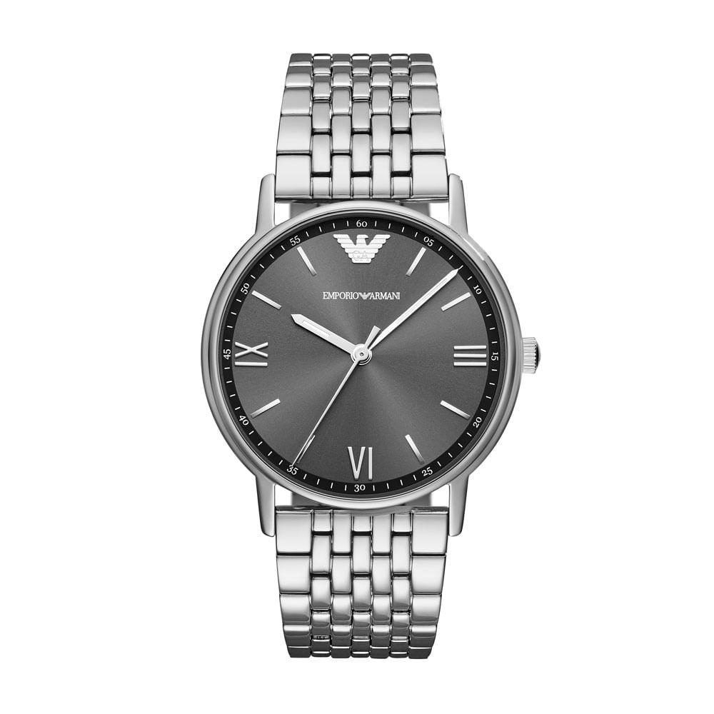 Relógio Emporio Armani Masculino Kappa - AR11068 1PN - timecenter abcea23554