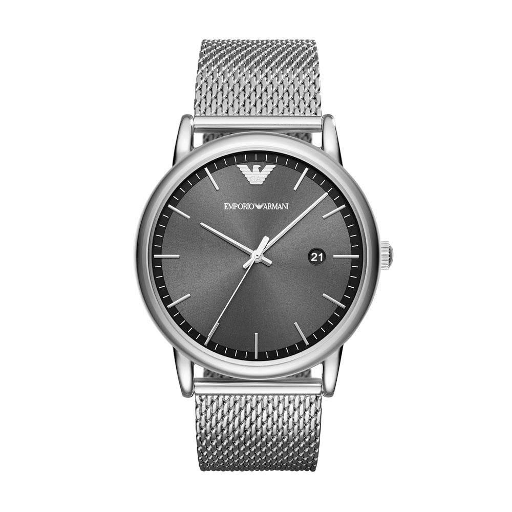 Relógio Emporio Armani Feminino Luigi - AR11069 1PN - timecenter d92e06426c