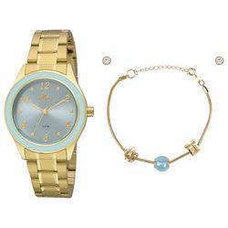 Relógio Allora Feminino AL2035FID K4Z - Dourado 3c233e0338