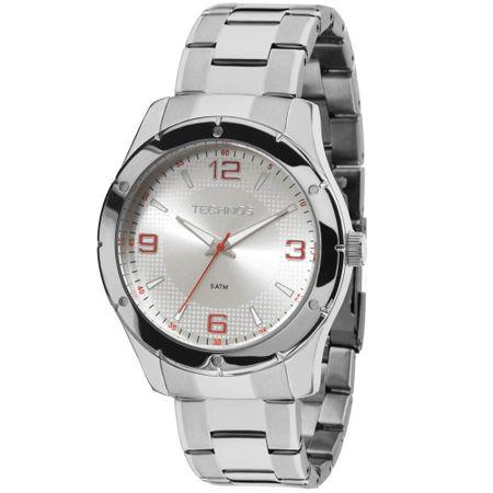 Relógio Technos Masculino Racer 2115MLO/1K - Prata