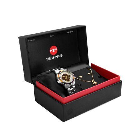 Relógio Technos Feminino Unique 6P29IJ/K1M