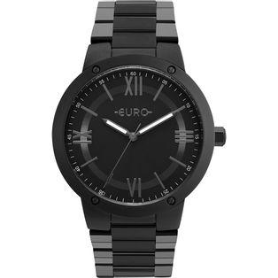 73cccb1f3d3 Relógio Feminino Fashion fit EUBJ3279AE 4K - Prata - timecenter