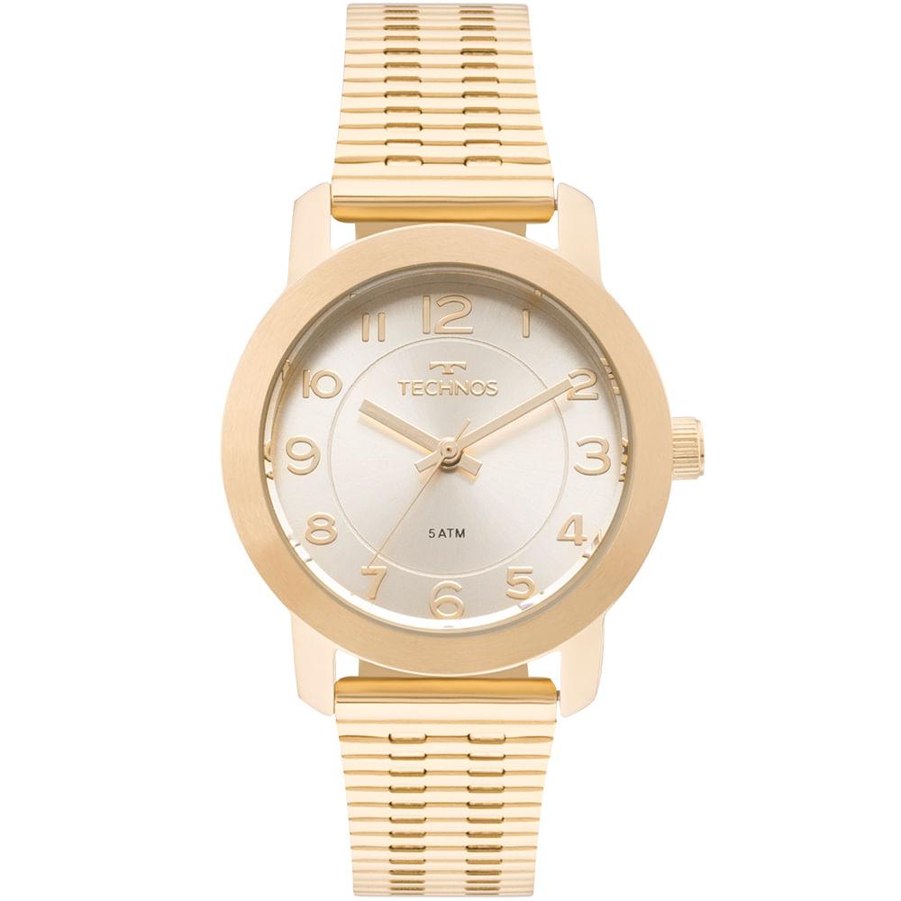 58809ddfbfddb 2035MLR4B. 2035MLR4B. Technos. Relógio Technos Feminino Elegance Boutique  Dourado ...