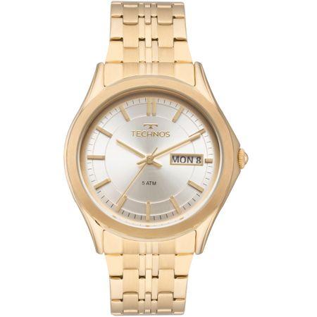 Relógio Technos Feminino Elegance Ladies Dourado - 8205OC/4K