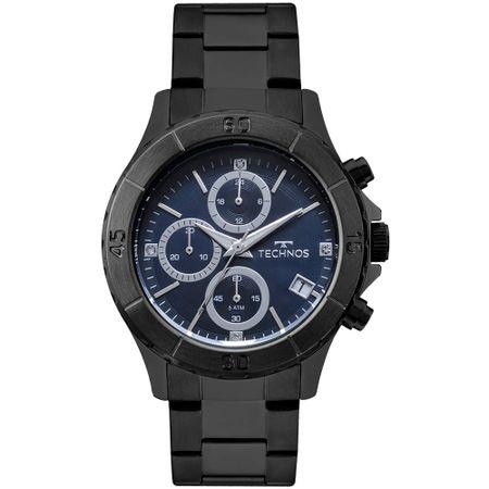 Relógio Technos Feminino Elegance Ladies Preto - JS15FL/4A