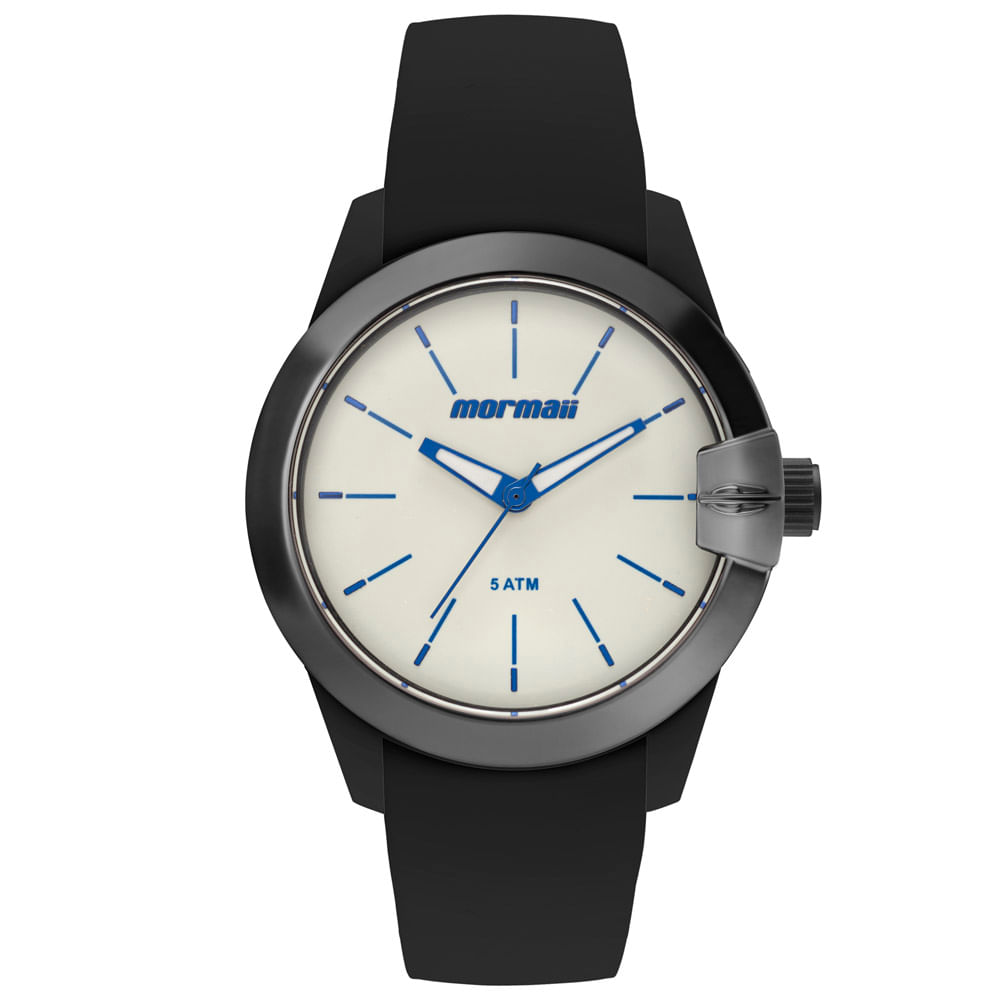 715ce4a28b965 Relógio Morm Feminino Aui Luau Grafite - MO2035IZ 8G - timecenter