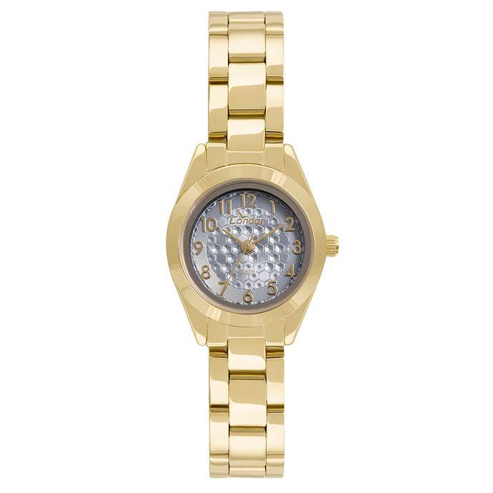 6f442cae2c4 Relógio Condor Feminino Eterna Mini Dourado - CO2035KWG 4A