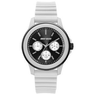 855b4cd835b Relógio Mormaii Unissex Vintage Prata - MOBJ3715B 3P - timecenter