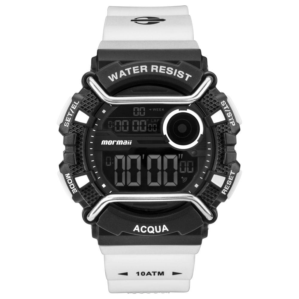 Relógio Mormaii Masculino Acqua Action Preto - MONXA 8P - timecenter d798827d64