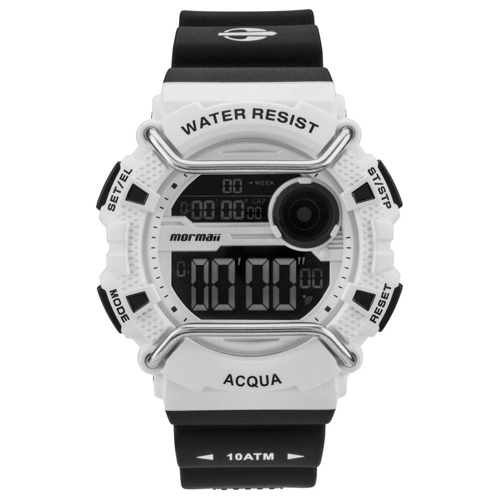 d10515f0eff Relógio Mormaii Masculino Acqua Action Não Definido - MONXB 8B ...