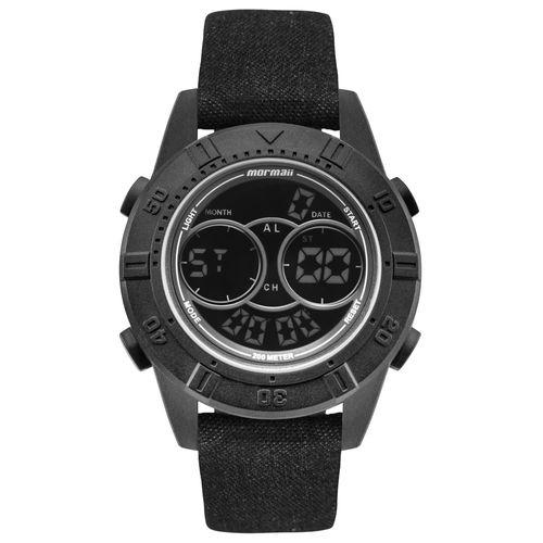 1d437b5dfed Relógio Mormaii Masculino Acqua Action Preto - MO150915AH 2P - timecenter