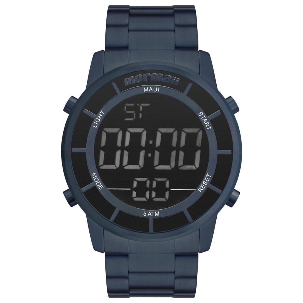 3e5223b954142 Relógio Mormaii Feminino Maui Sunset Azul - MOBJ3463DD 4A - timecenter