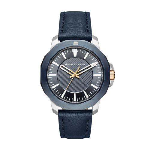 a0bb5f2acc8 Relógio Armani Exchange Masculino Classic Ryder Azul - AX1905 0AN -  timecenter