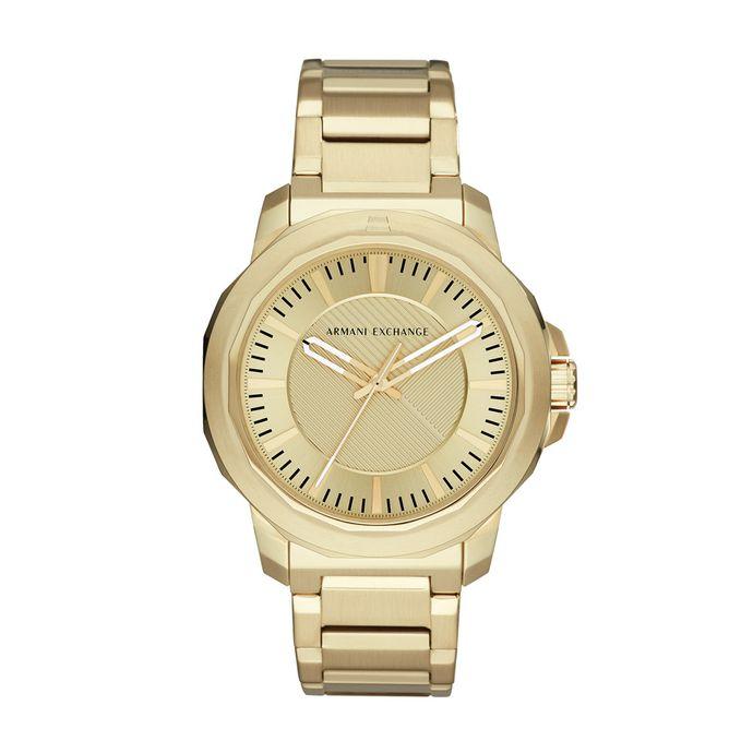 67404787a66 Relógio Armani Exchange Masculino Classic Ryder Dourado - AX1901 1DN