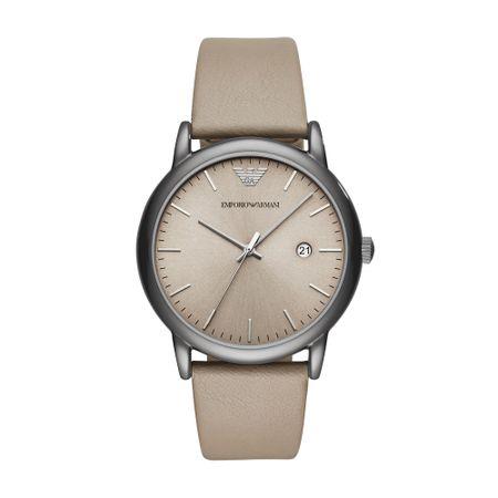878d2e28d8 Relógio Empório Armani Masculino Classic Luigi Bege - AR11116 0MN