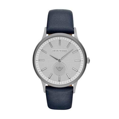 4c8a0cad61298 Relógio Empório Armani Masculino Classic Renato Azul - AR11119 0AN -  timecenter