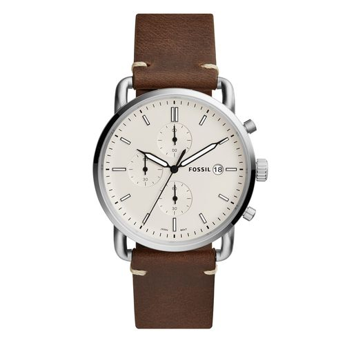 Relogio-Fossil-Masculino-Casual-The_Commuter_Chrono-Marrom---FS5402-0MN
