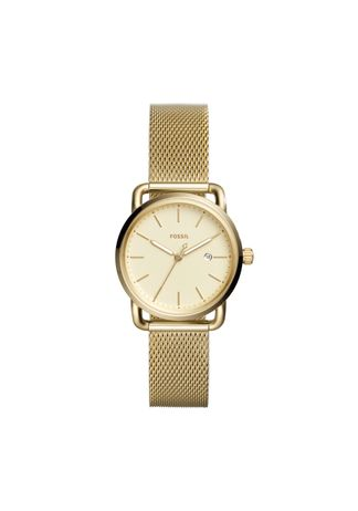 Relogio-Fossil-Feminino-Ladies-The_Commuter-Dourado---ES4332-1DN
