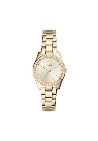 Relogio-Fossil-Feminino-Ladies-Scarlette-Dourado---ES4374-1DN