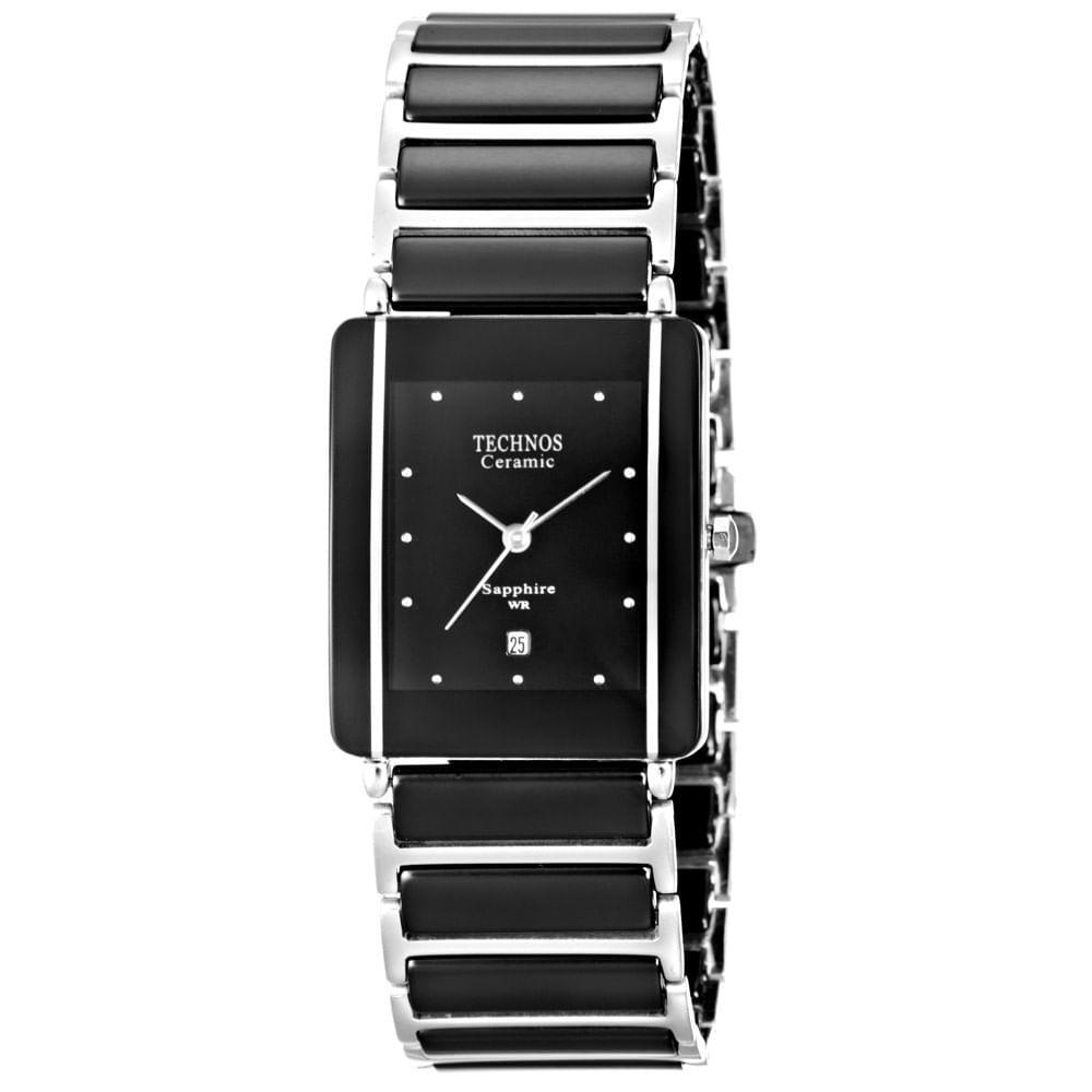 Relógio Technos Feminino Ceramic Saphire GN10ABPAI 1P - timecenter 2510909a34