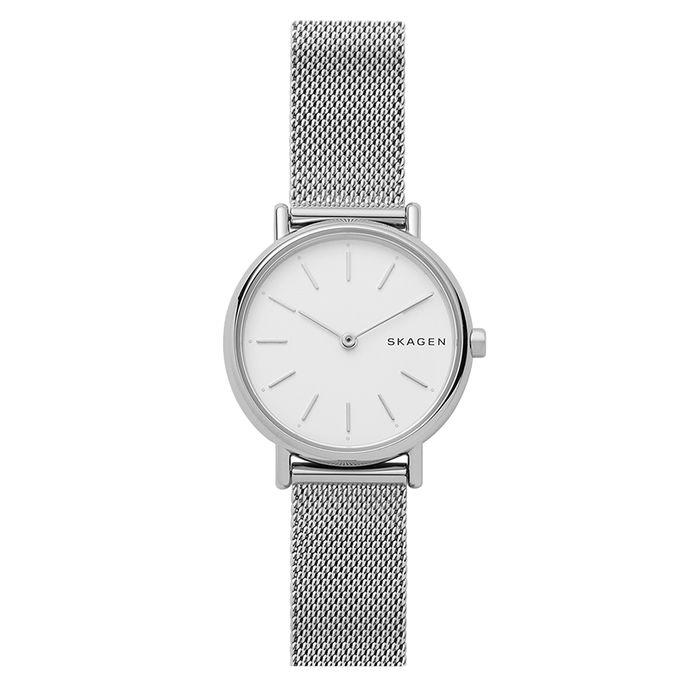 Relógio Skagen Feminino Ladies Signatur Prata - SKW2692 1KN 3aec4fb5b7