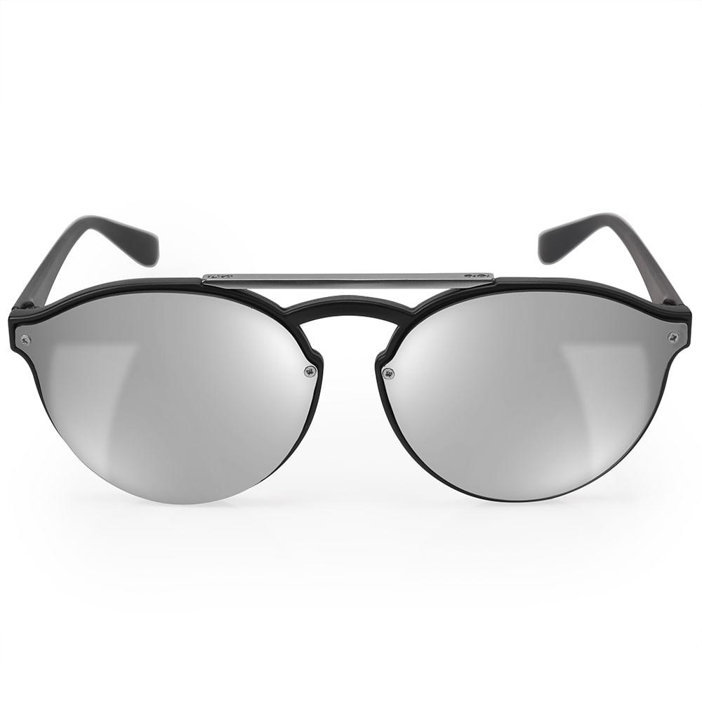 Óculos Euro Feminino Trendy Preto - E0007A1480 8K - timecenter 21291060ce