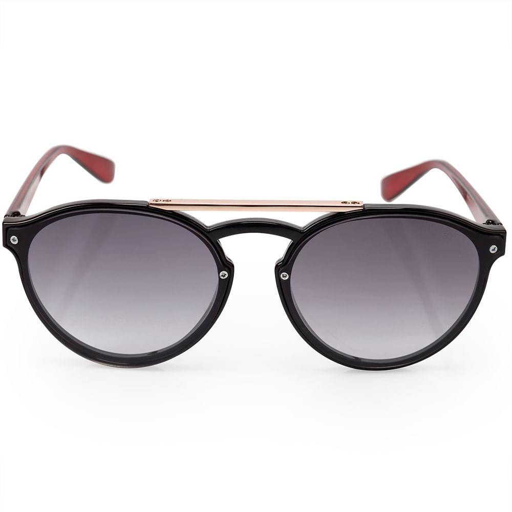 Óculos Euro Feminino Aviador Bicolor - E0007AES33 8N - timecenter cfa68fac36