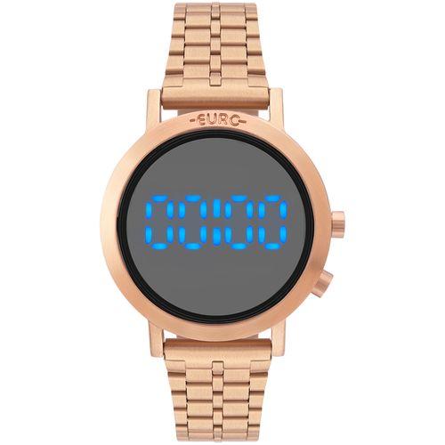 0060f68537c Relógio Euro Feminino Fashion Fit Rosé - EUBJ3407AC T4P - euro