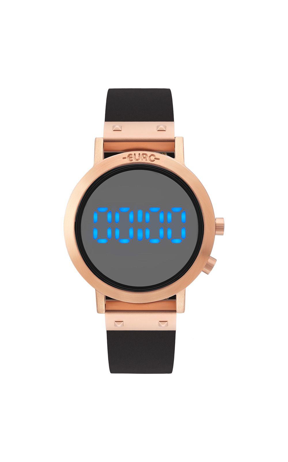 c924fc26d4363 Relógio Euro Feminino Fashion Fit Rosé - EUBJ3407AC T4P   Opte+