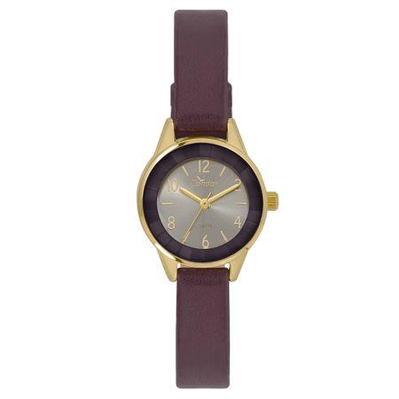 21dc6692acca4 Relógio Condor Feminino Mini Dourado - CO2035KWK 2C