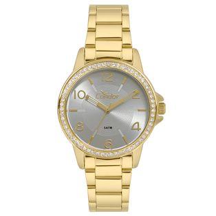 901d16c60cf Relógio Condor Feminino Bracelete Dourado - CO2035KWN 4C