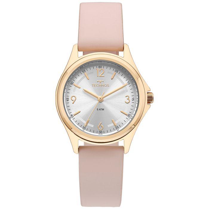 a1472fb3fac Relógio Technos Feminino Boutique Dourado - 2035MNJ 2K - technos
