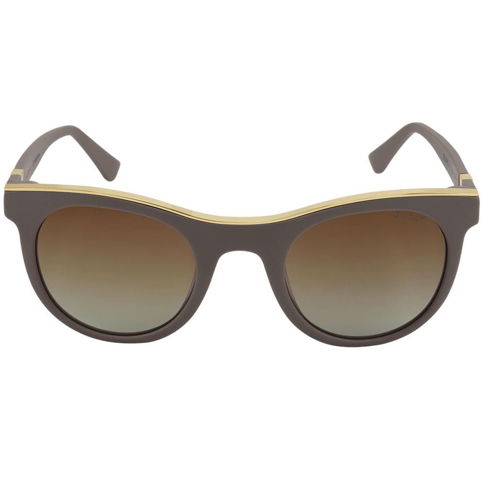 Óculos Euro Feminino Gold Lux Nude - E0004ABH10 8P - timecenter b573a8a9d0