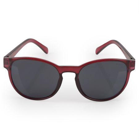 Óculos Euro Feminino Trendy Vermelho  E0020C2301/8N