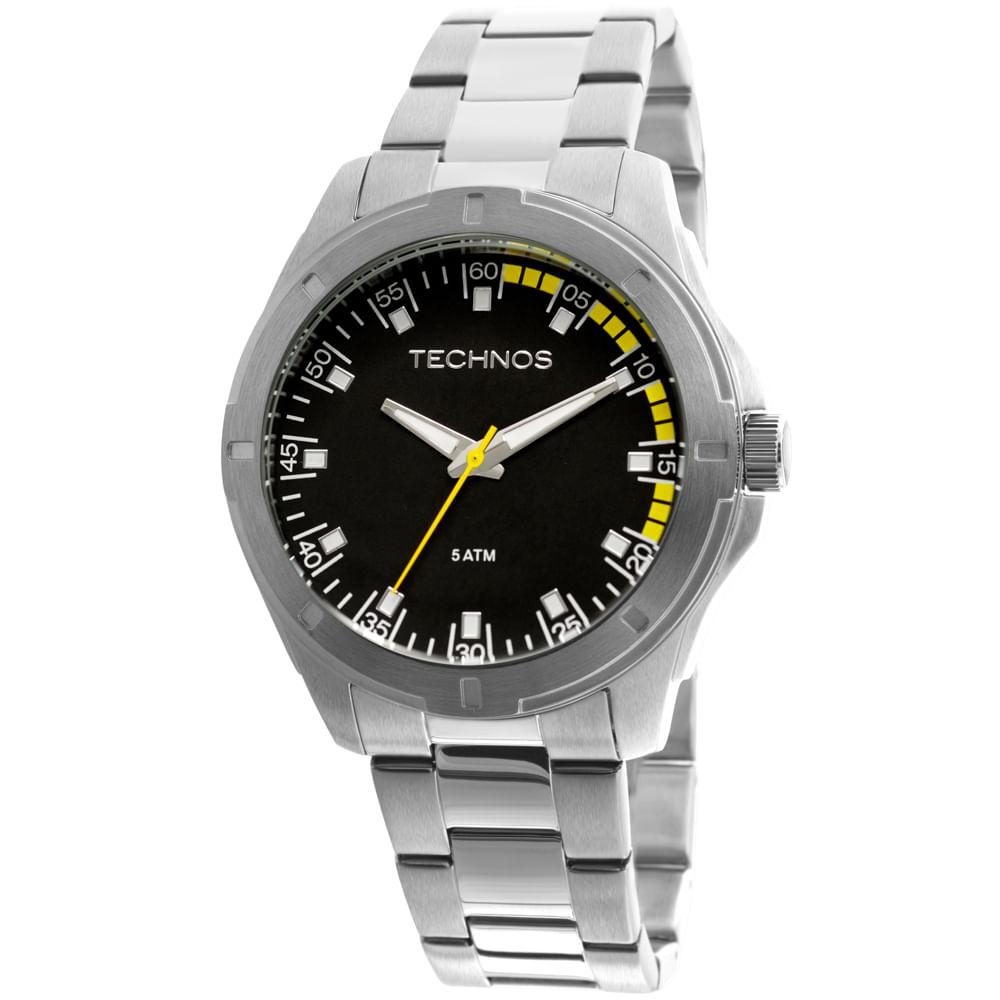 cbfd535a0caa4 Relógio Technos Masculino - 2036LNV 1Y - timecenter