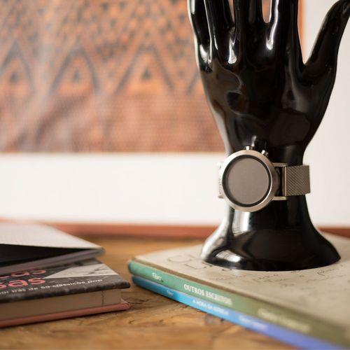 6af3449a1e5 Relógio Euro Feminino Fashion Fit Prata - EUBJ3407AB 3P - euro