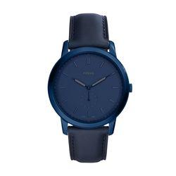 5b4ab95a9846e Relógio Fossil Masculino The Minimalist Azul - FS5448 0AN