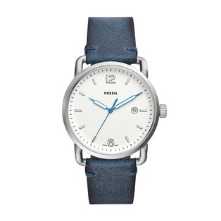 d0d2e8a67a1 Masculino Fossil Store - Relógios Branco Prata – timecenter