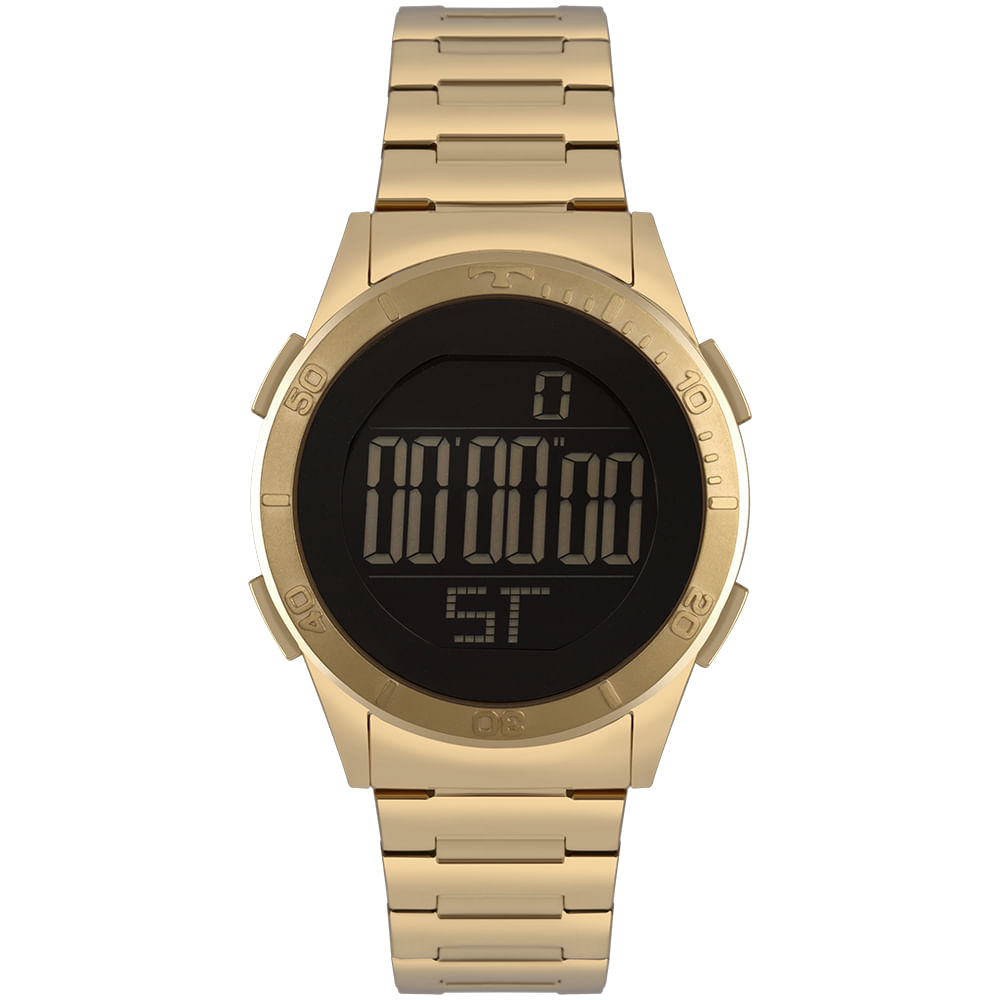 3c74ae8ba261a Relógio Technos Feminino Skydiver Dourado - timecenter
