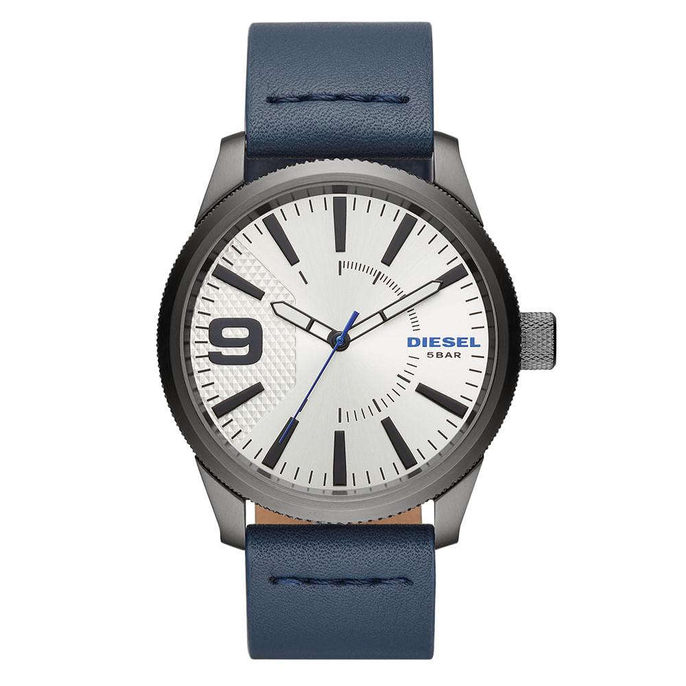 ffb67475979 Relógio Diesel Masculino Rasp Nsbb Grafite - timecenter