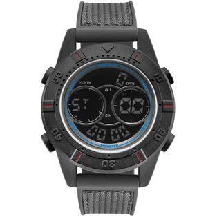 86c6d1bc5b44f Masculino MormaiiShop - Relógios Silicone Preto – timecenter
