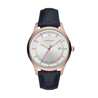 Relógio Empório Armani Masculino Lambda Rosé - AR11131/0AN