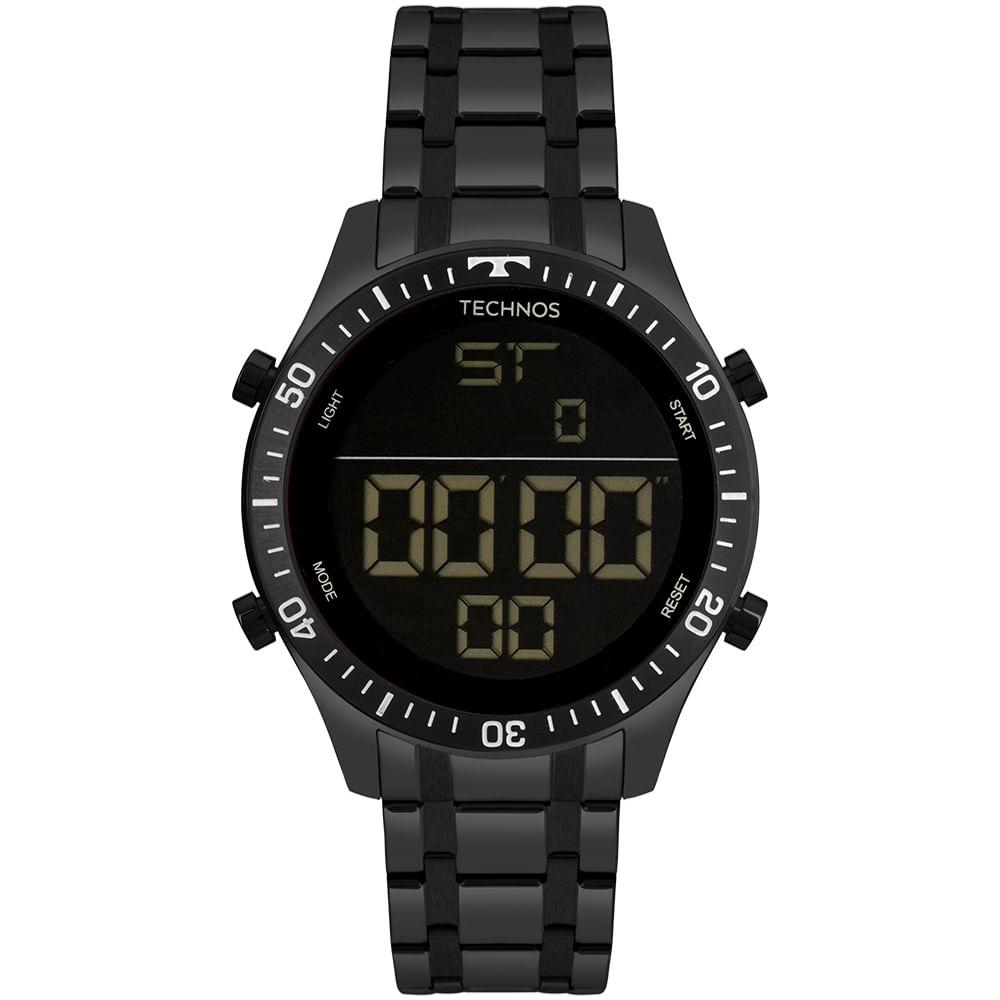 3c1fab9ad7ac5 T02139AB4P. Technos. Relógio Technos Masculino Racer ...