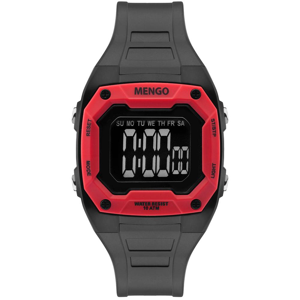 058be90af79ad Times de Futebol. Relógio Clubes Technos Unissex Flamengo Preto ...