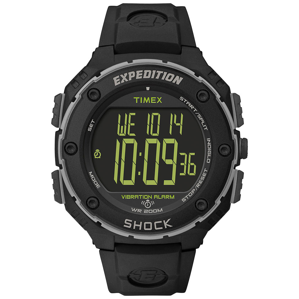 e7b7e287c19 Relógio Timex Masculino Expedition - T49950WW TN - timecenter