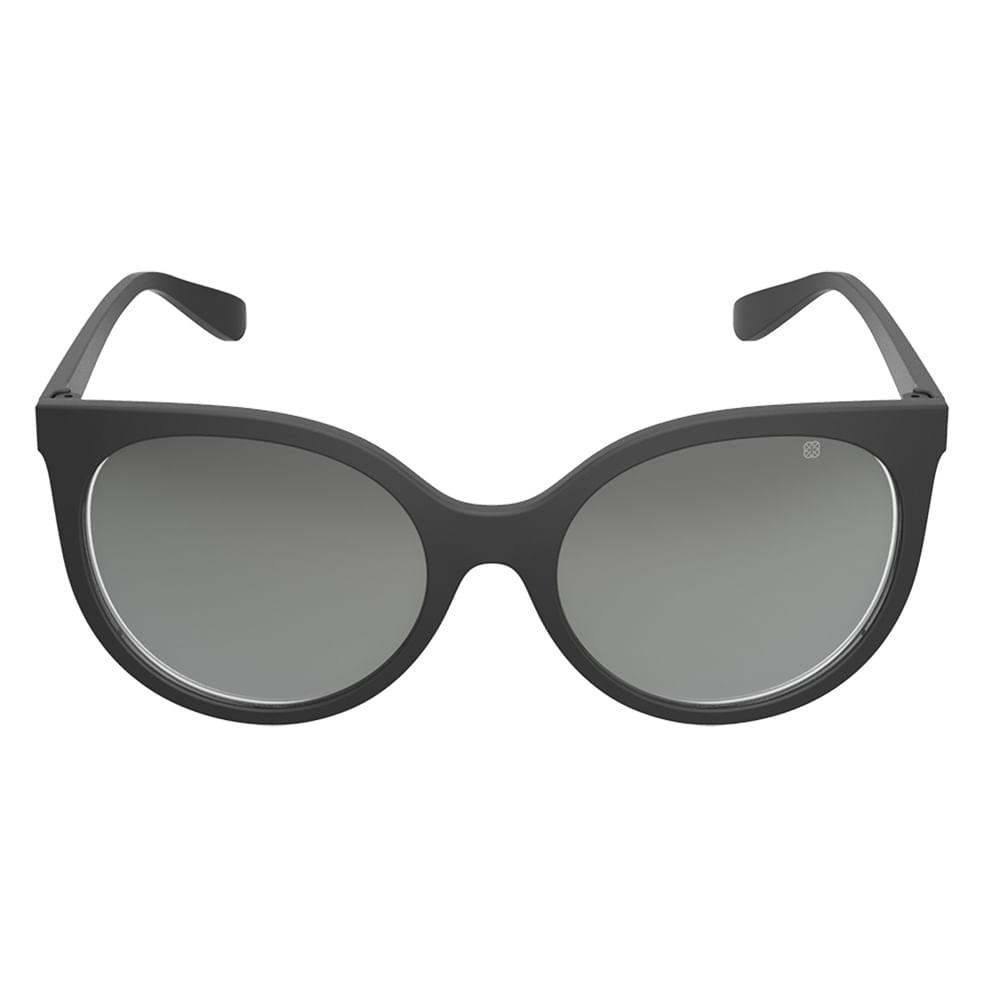 43fe9f7dad780 Óculos Euro Feminino Trendy Preto - timecenter